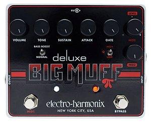 Ehx Deluxe Big Muff Pi Distortion Sustainer Gate