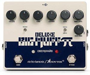 Pedal Ehx Sovtek Deluxe Big Muff Pi Distortion Sustainer