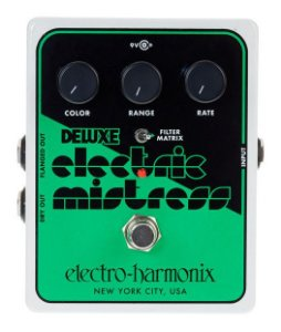 Pedal Ehx Deluxe Electric Mistress Xo Analog Flanger