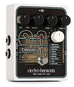Pedal Electro Harmonix Bass9 Bass Machine