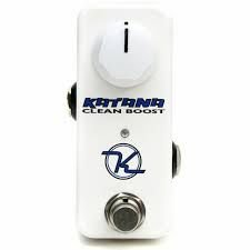 Pedal Keeley Katana Clean Boost Mini Booster