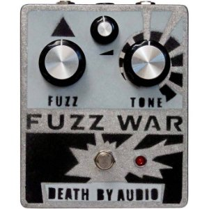 Pedal Fuzz War Death By Audio Distortion