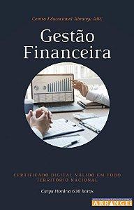 Gestão Financeira - Carga horária 630 horas