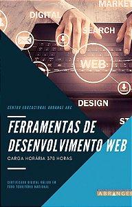 Ferramentas de Desenvolvimento Web - Carga horária 378 horas