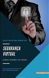 Segurança Virtual - Carga horária 576 horas