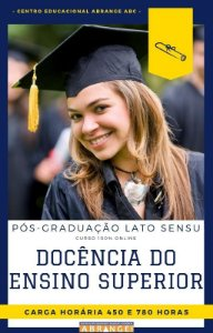 Docência do Ensino Superior - 450 / 780 horas