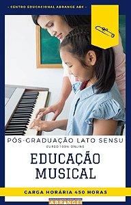Educação Musical - 450 horas