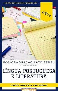 Língua Portuguesa e Literatura - 450 horas