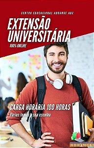 Extensão Universitária 100 horas