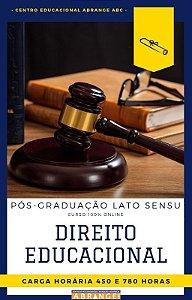 Direito Educacional - 450 / 780 horas