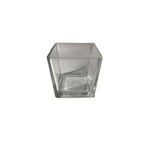 Vaso Transparente 10x10cm 001003