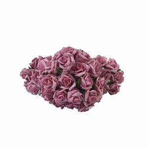 Kit Rosa de Eva c/6 Buques Pequena