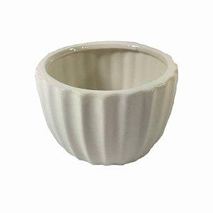 Vaso de Cerâmica Yasmim