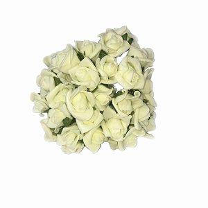 Kit Rosa de Eva c/6 Buques Mini