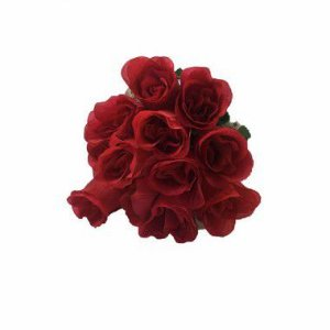 Botão de Rosa Duzia Lia M010079