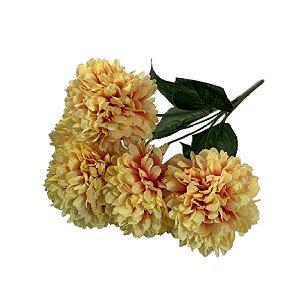 Buque de Crisantemo Maite CR-0058