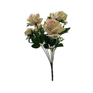 Buque de Rosa aveludado Alice SY07114