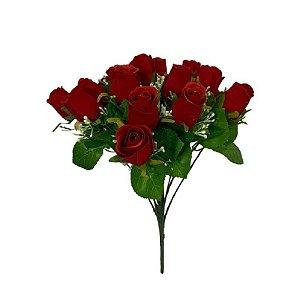 Buque de Rosa Aveludado X18 Moana