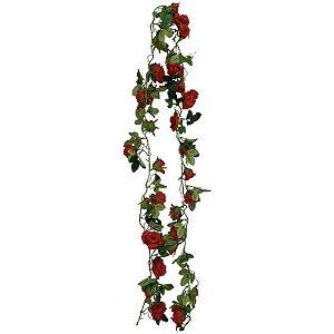Corrente De Rosas Bela
