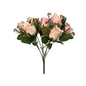 Buque de Rosa X9 Brenda