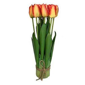 Arranjo de Tulipa Médio x9