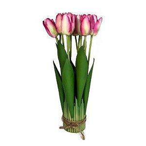 Arranjo de Tulipa Pequeno x7