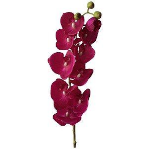 Galho de Orquídea Siliconada Vera DM-0014PK