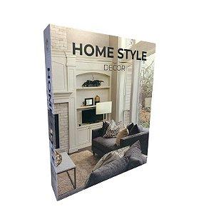 Livro Caixa Decorativo 61271