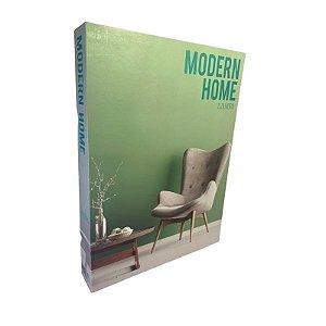 Livro Caixa Decorativo 61220