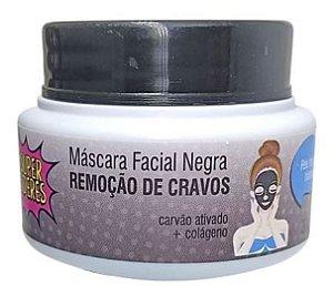 Máscara Facial Remoção de Cravos Super Poderes
