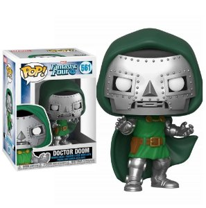 Pop Funko 561 Doctor Doom Fantastic Four