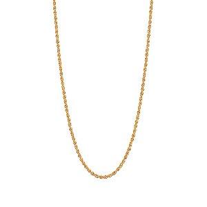 Cordão Folheado A Ouro Rommanel  531877
