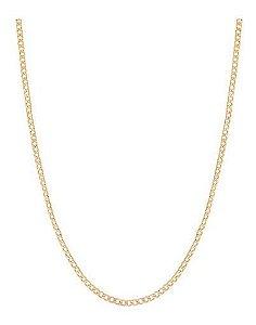 Cordão Folheado A Ouro Rommanel  531878