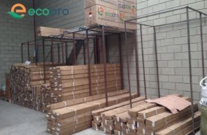 Aquecedor Solar Vácuo Modular - 20 tubos ECOPRO