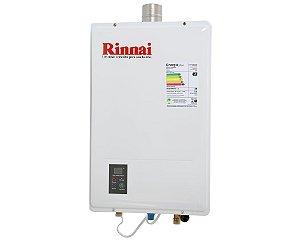 Aquecedor a Gás Rinnai REU-1602 FEH - GLP - 22,5 L/min