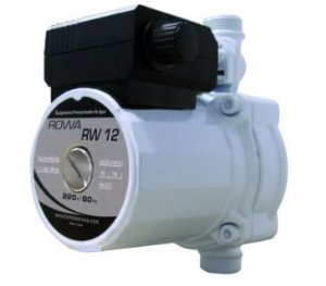 Pressurizador Rowa Rw 12 - 220v