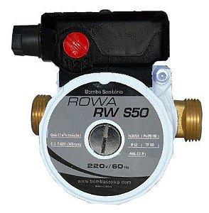 Pressurizador Rowa Rw S150 (Bronze) - 220v