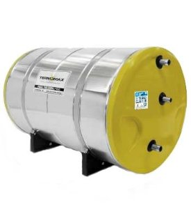 Boiler 400 litros / INOX 316L / ALTA PRESSÃO / TERMOMAX