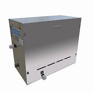 Gerador de Vapor 6 KW STEAM INOX Universal - SODRAMAR