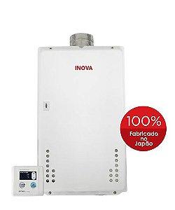 Aquecedor De Água A Gás IN-370D GLP INOVA - 33,5 L/min