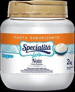 Nata Zero Pasta Sab. 2kg - Duas Rodas