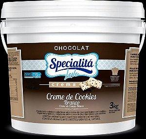 Recheio Creme De Cookies Zero 3kg - Duas Rodas