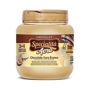 Recheio Aera Chocolate Branco 2,020kg - Duas Rodas