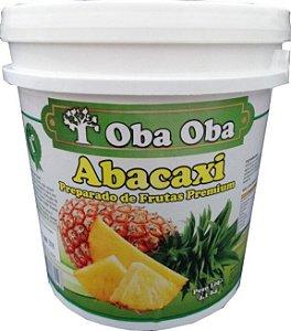 Obaoba Preparado De Abacaxi 4,1kg