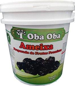 Obaoba Preparado De Ameixa 4,1kg