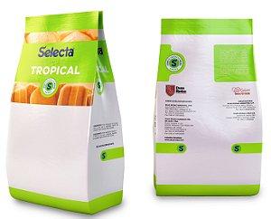 Maca Verde Selecta Tropical 1,0 Kg - Duas Rodas