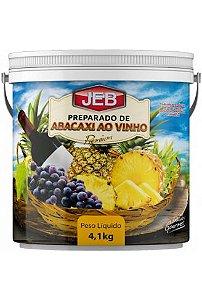 Preparado Abacaxi Ao Vinho 4,1kg - Jeb