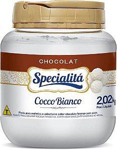 Recheio Coco Bianco 2kg - Duas Rodas