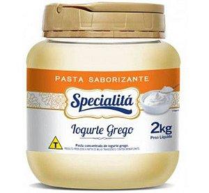 Iogurte Grego Pasta Sab. 2kg - Duas Rodas