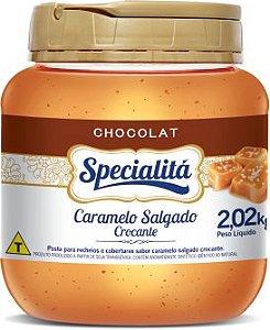 Recheio Caramelo Salgado Crocante 2kg - Duas Rodas